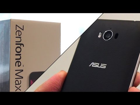 Asus Zenfone Max Unboxing & Impressions | Hands on & Overview
