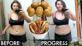 7 DAY POTATO CHALLENGE RESULTS & REVIEW