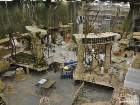Pirates of the Caribbean Time-Lapse