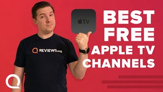 Top 10 Free Channels on Apple TV | You Should Download These