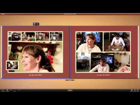 Creating Photo Books in iPhoto '11