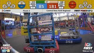Final 2 - 2018 Central New York Regional