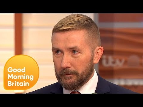 GP Says He Contemplated Suicide Due to Work-Related Stress | Good Morning Britain