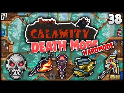 Skeletron Prime & EVIL Vending Machine! | Terraria Calamity Mod Death Mode Let's Play [Episode 38]