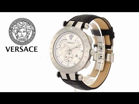 Versace Men's 23C99D002 S009 V-Race