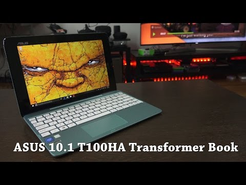 Asus Transformer Book T100 Review: $300 2-in-1!!!