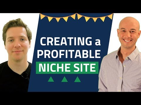 How to Build a Niche Site and Find Valuable Keywords for SEO - Doug Cunnington