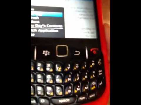 How to make your blackberry curve 8520 faster