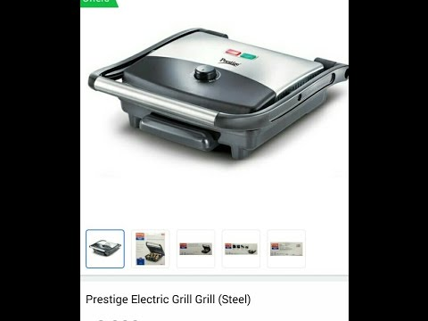 Prestige Electric Griller review by Zoya