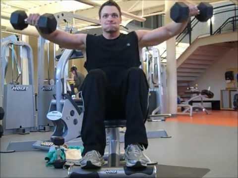 BCS: Best Upper Chest and Front Shoulder Delts Workout Exercises [Week 4] (Part 2)
