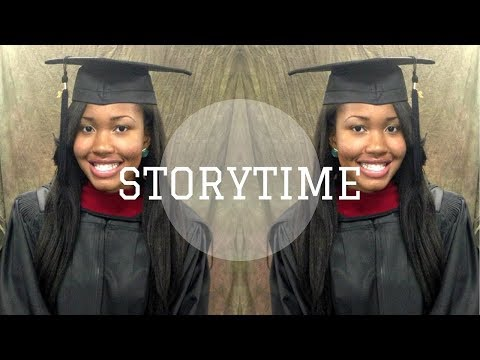 STORYTIME #1: I GOT INTO AN IVY LEAGUE GRADUATE SCHOOL...AND DIDN'T GO
