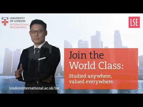 Alumni Inspiration: Aaron Tan, BSc Economics and Finance - Singapore