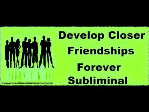 Build Better Friendships & Relationships With People [Subliminal Messages]