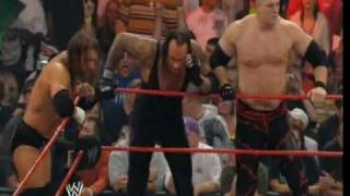 WWE Raw King of The Ring 04/21/08 Part 14/14