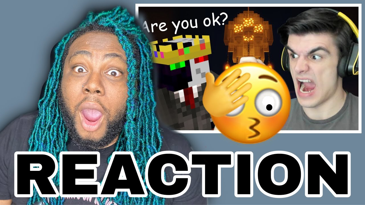 REACTING TO FOOLISH FOR THE FIRST TIME (HE SCREAMED AT RANBOO)   JOEY SINGS REACTS