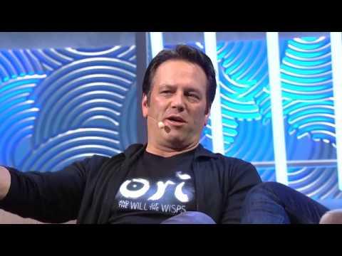 E3 Coliseum: Phil Spencer: Gaming for Everyone Panel