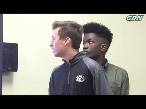 Inside Grizzly Athletics: Brookwood High School Marketing Class