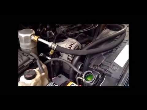 1997 Chevy Blazer Coolant Flush 4 3L