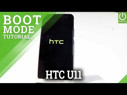 How to Boot in Safe Mode - HTC U11 Safe Mode Tutorial