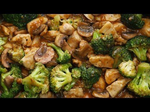 Chicken & Veggie Stir-Fry