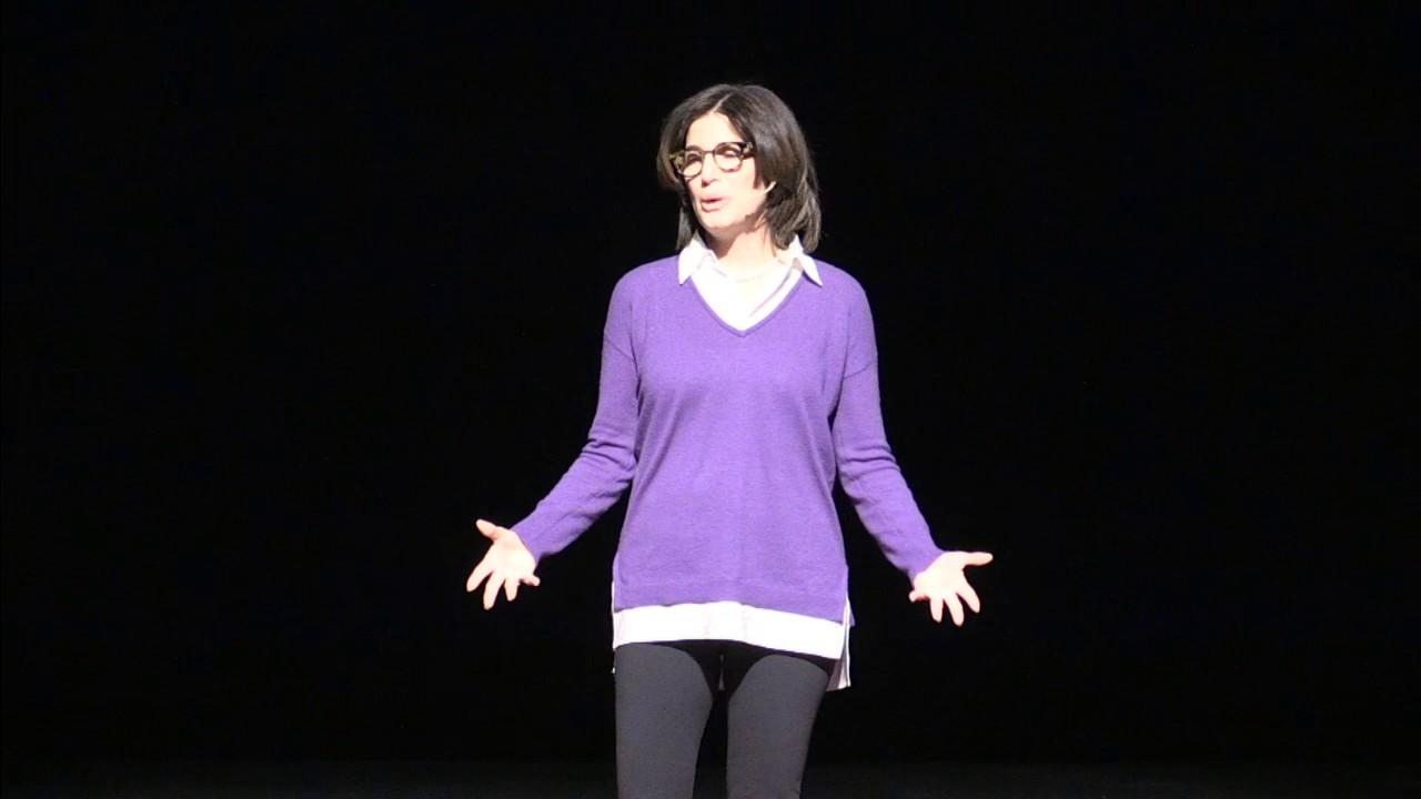 No More Drama With Mama   Gayle Kirschenbaum   TEDxBergenCommunityCollege