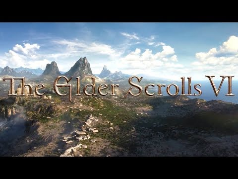 The Elder Scrolls VI - Official Announcement Trailer | Bethesda E3 2018