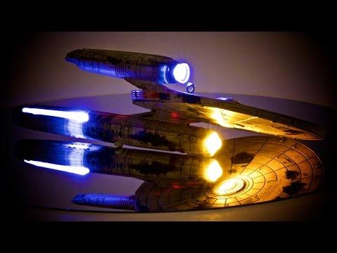 Hallmark Keepsake Star Trek U.S.S. Kelvin Ornament - 2013 Comic-Con Exclusive