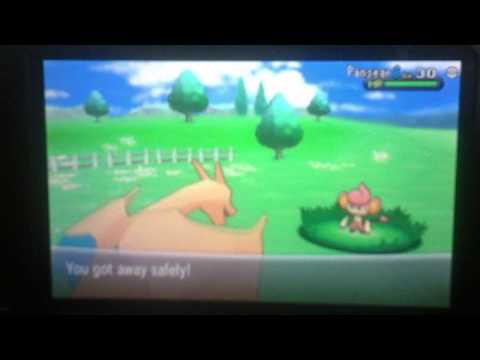 How to catch vulpix/ ninetales pokemon x and y!