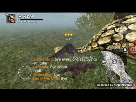 Dinos online pt.1