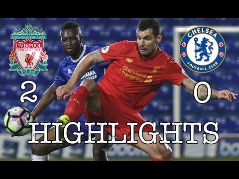Liverpool U23 vs Chelsea U23 • Highlights 2:0 + Harry Wilson & TAA Interview