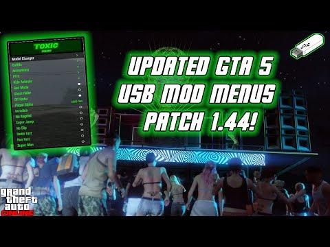 How to mod menu gta 5 online xbox one -