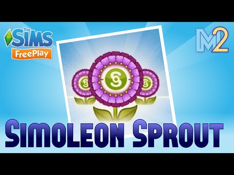 Sims FreePlay - Simoleon Sprout Quest with Hermione & Ron (Let's Play Ep 3)