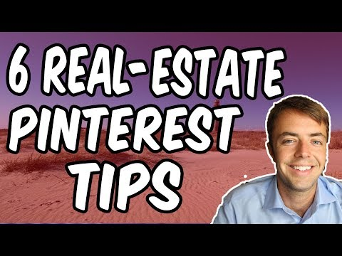 Real-Estate Agent Pinterest Tips (6 Ways To Get Followers)