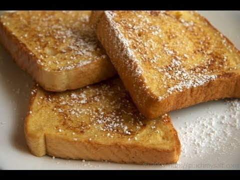 Healthy 5 Minute French Toast