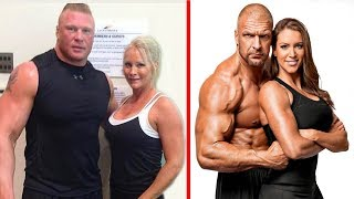 10 Fittest WWE COUPLES in Real Life 2018