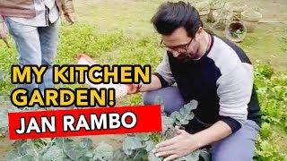 Tour to MY KITCHEN GARDEN! | Healthy Lifestyle | Jan Rambo