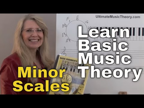 Minor Scales - Music Theory: Video Lesson 6