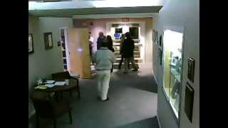 Surveillance Video From Upper Makefield Incident On April 15, 2014