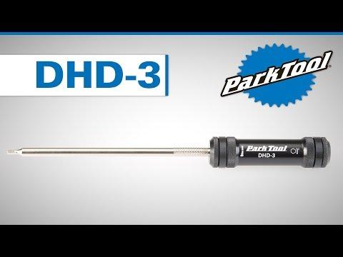 DHD-3 3mm Precision Hex Driver