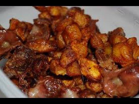 Crunchy Gizzard & Liver Fry