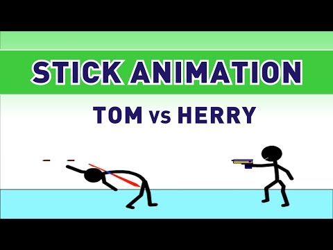how to create stick figure animation in flash