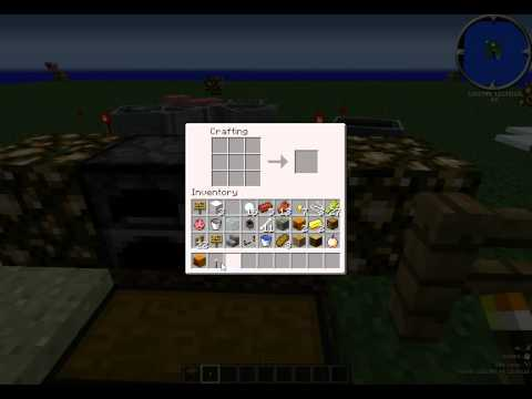 How to make a Jack-o-lantern on Minecraft