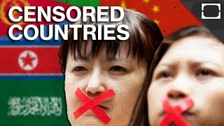 Which Countries Have The Worst Censorship?