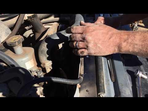 1988 ford f-150 f-250 serpentine belt