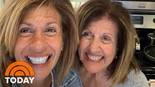 Hoda Tells Jenna About Missing Her Mom During The Coronavirus Pandemic | TODAY