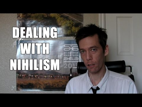 Learning to Deal With Existentialism & Nihilism