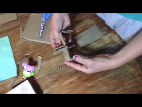 How To Make Mini Lalaloopsy House