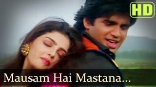 Mausam Hai Mastana , Sunil Shetty , Mamta Kulkarni , Waqt Hamara Hai , Bollywood Songs , Alka