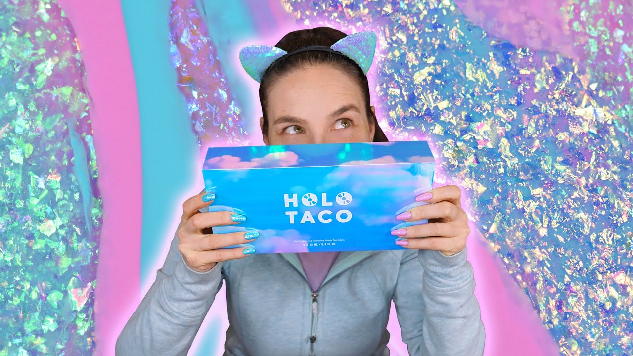 Holo Taco UNICORN DREAM Collection Reveal🦄☁️