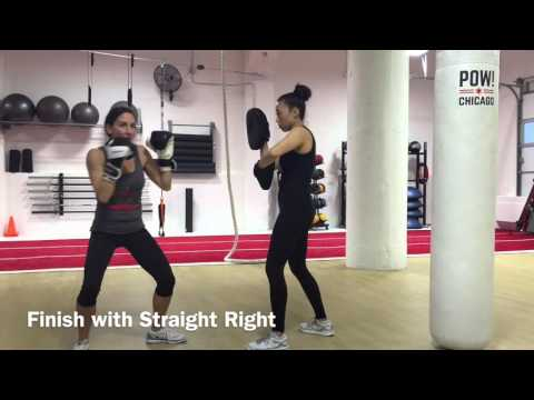 Fun Boxing Combos with Katalin